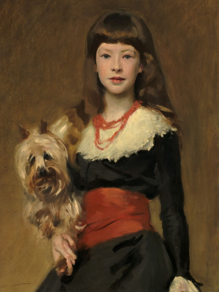 Sargent - Miss Beatrice Townsend