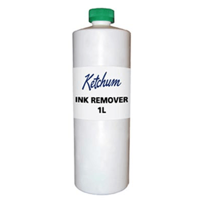 Ketchum hog tattoo ink remover