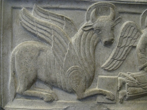 St. Luke as a Winged Ox